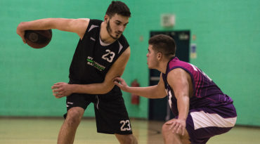 Del Cadia drops 33 as Sco routs Loughborough