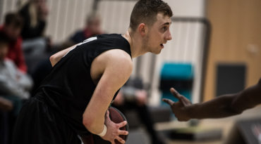 Myerscough fights past Derby 77-61