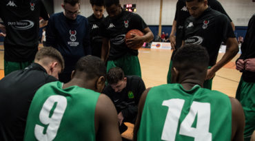 Myerscough finishes third at Holland Nordic Basketball Tournament